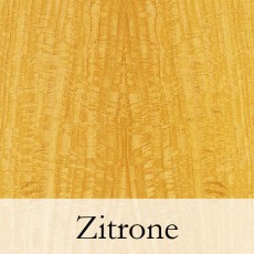 Humidor zitrone