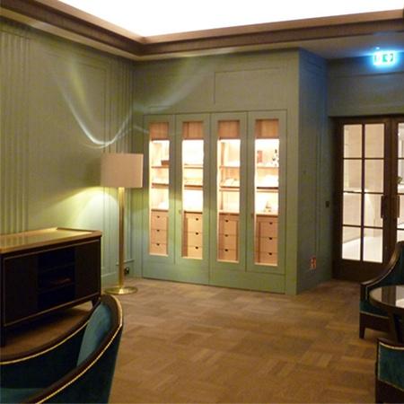 Maßanfertigung Cigar Lounge GERBER Humidor